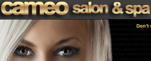 A Spa Day at Cameo Salon