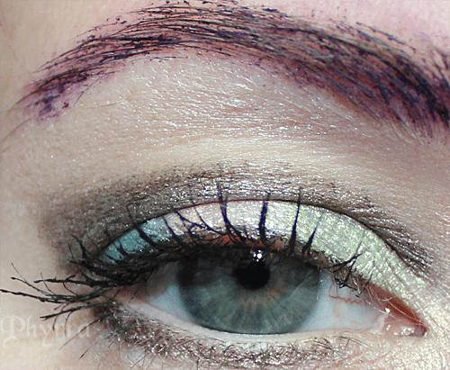 Silk Naturals Chromatics Cream Eyeshadow Tutorial