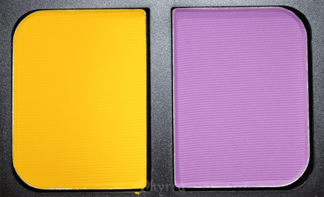 NARS Fasion Rebel Eyeshadow Duo Review and Swatches