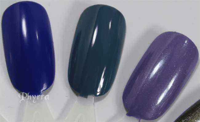Obsessive Compulsive Cosmetics Pond, Videodrome, Electric Sheep, Review and Swatches