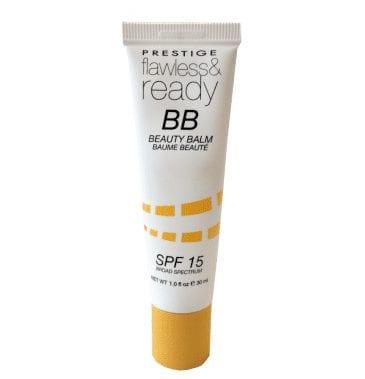 Prestige Flawless & Ready BB Cream SPF 15 Light Review