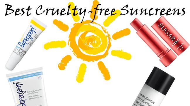 Makeup Wars - Best Cruelty-Free Sunscreens