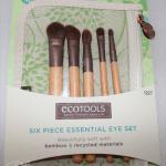 EcoTools 6 Piece Essential Eye Brush Set Review