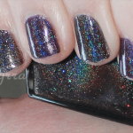 Literary Lacquers Holographic Mani