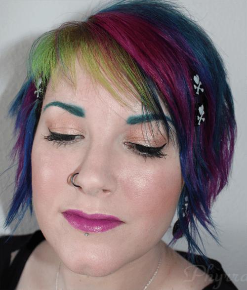 Stila After Glow Lip Color in Vivid Violet