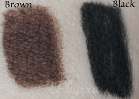 Milani Brown and Black