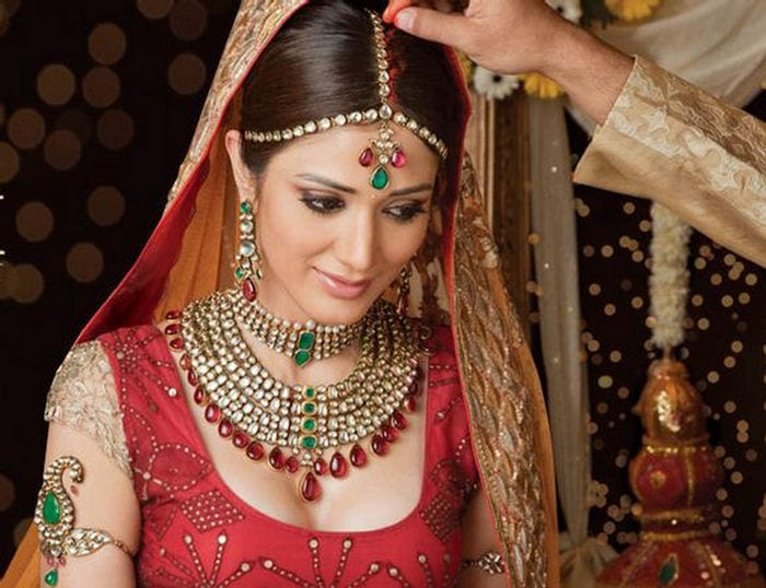 Best Indian Bridal Hairstyles