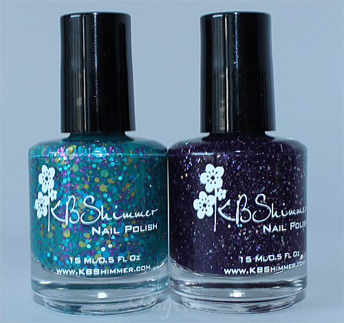 KB Shimmer Glitters