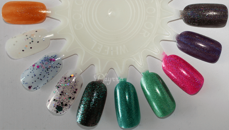 Literary Lacquers Nail Polish Review and Swatches