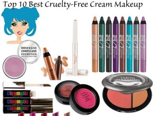 Top 10 Best Cruelty-free Cream Makeup