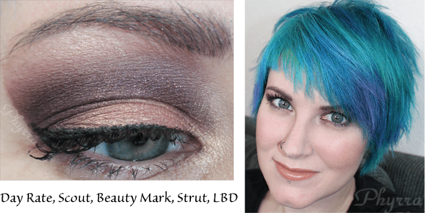 Anastasia Catwalk Tutorial with Day Rate, Scout, Beauty Mark, Strut, LBD