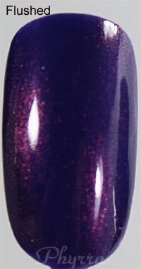 Cult Nails Flushed Swatch