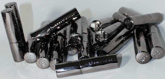 Urban Decay Revolution Lipsticks Review