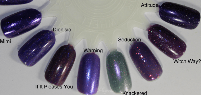 Best Purple Nail Polishes 2