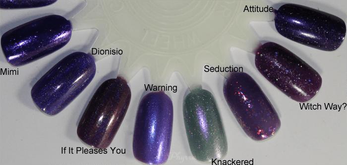 Best Purple Nail Polishes 2