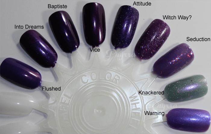 Best Purple Nail Polishes