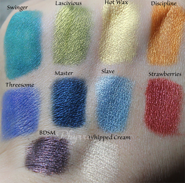 Meow Shades of Meow Volume 3 Review and Swatches