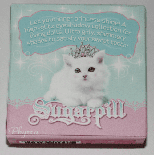 Sugarpill Sparkle Baby LE Packaging 2