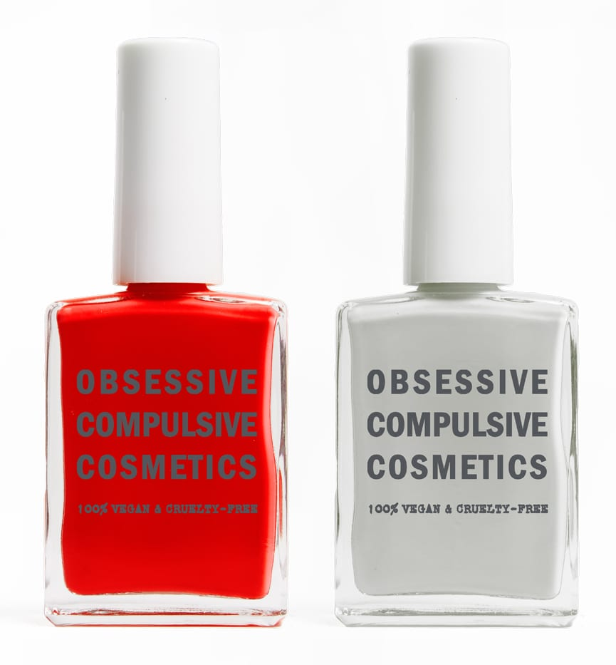 OCC Makeup Nail Lacquers in Severed and Gryphon