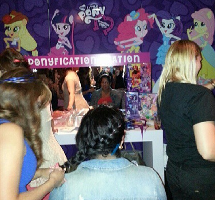 Hasbro Party at BlogHer