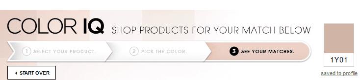 Sephora IQ In Store Experience