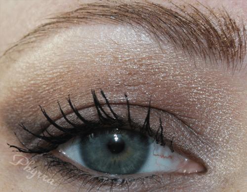 Brown Softly Smoky Cat Eye Tutorial