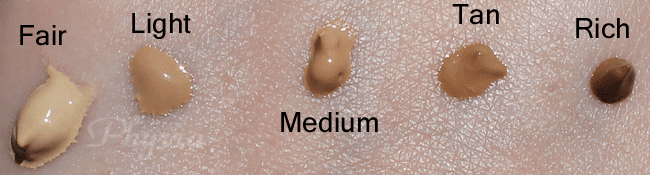 It Cosmetics Your Skin But Better Cc Cream SPF 50 Swatches