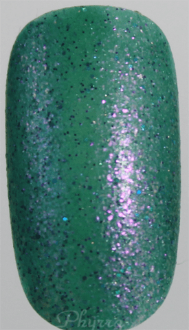 KBShimmer Teal Another Tale Swatch