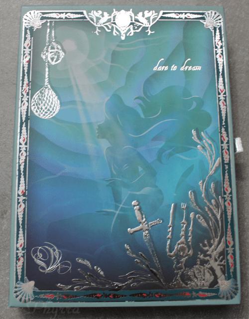 Sephora Disney Ariel Storylook Palette Vol. 3
