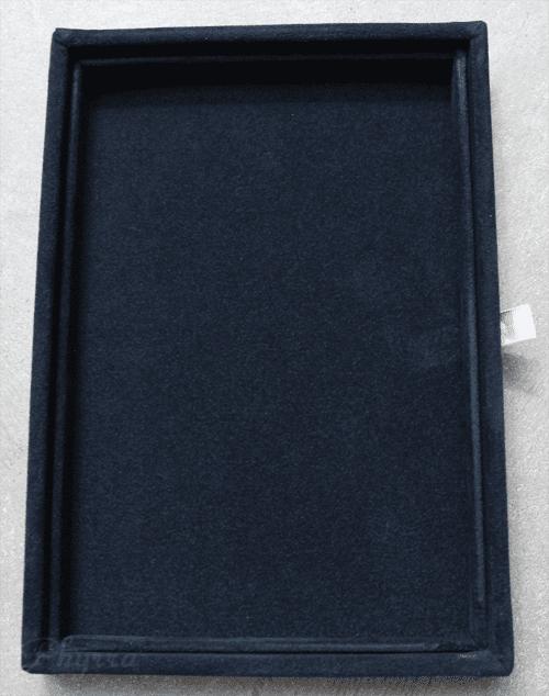 Sephora Disney Ariel Storylook Palette Vol. 3 Blue Velvet Bottom