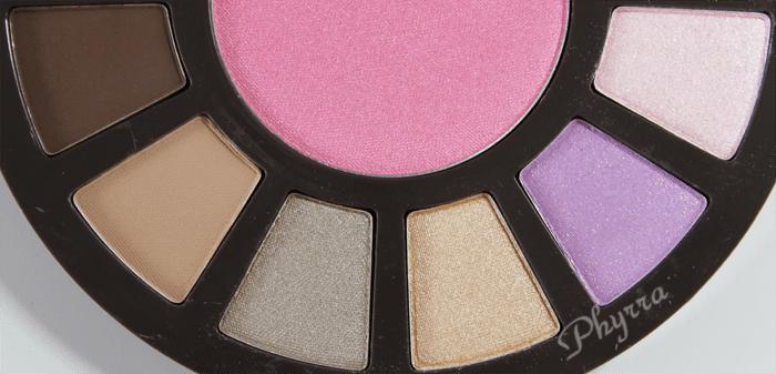 tarte Coral Crush Eyeshadows