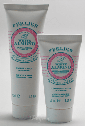 Perlier Almond Shower Cream and Body Balm