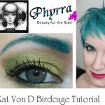 Kat Von D Birdcage Tutorial