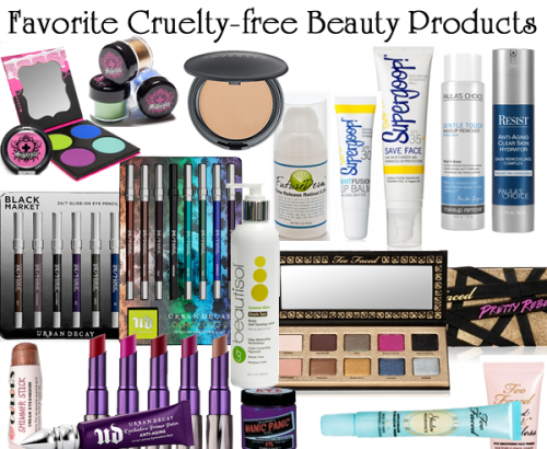 Makeup Wars Favorite Cruelty Free Beauty Products