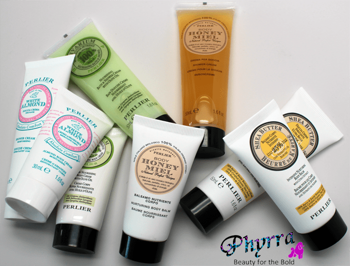 Perlier 8 Piece Try Me Travel Set Review