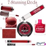 7 Stunning Reds