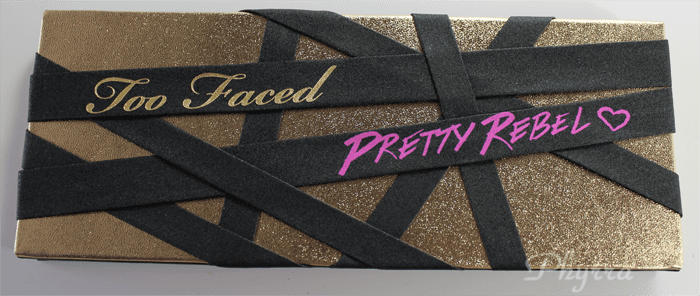 Too Faced Pretty Rebel Palette Review
