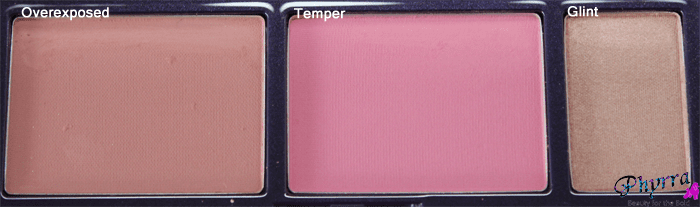 Urban Decay Face Case in Shattered blushes