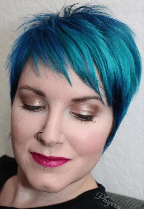 Kat Von D Spellbinding Eyeshadow Book Hexagram Tutorial