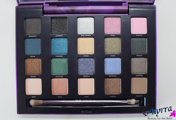 Urban Decay Vice 2 Palette Product