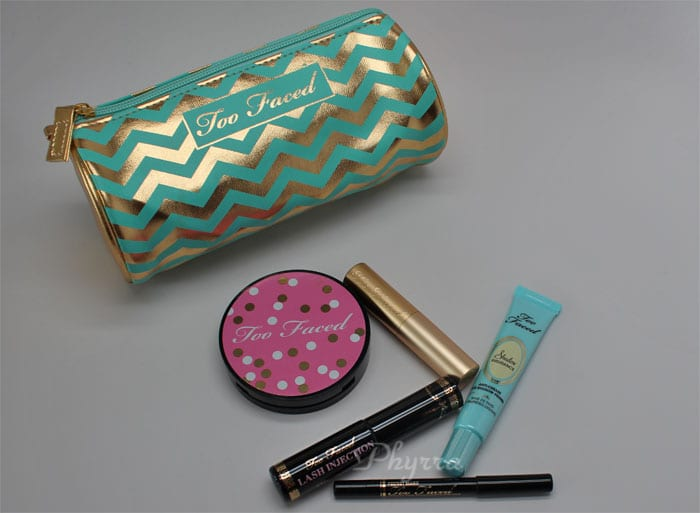 Too Faced All I Want for Christmas Set Review, Swatches, Video
