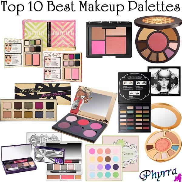 Best Cruelty Free Beauty Palettes