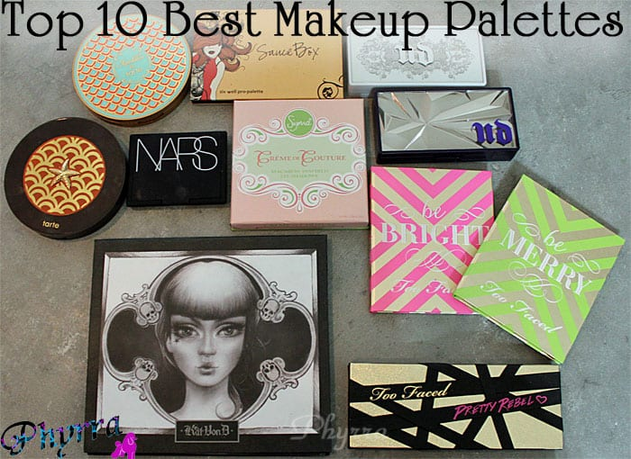 Top 10 Best Cruelty Free Makeup Palettes
