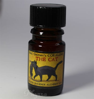 Black Phoenix Alchemy Lab The Cat Neil Gaiman Coraline Collection