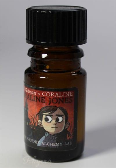 Black Phoenix Alchemy Lab Coraline Jones Neil Gaiman Coraline Collection