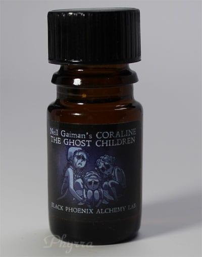 Black Phoenix Alchemy Lab The Ghost Children Neil Gaiman Coraline Collection