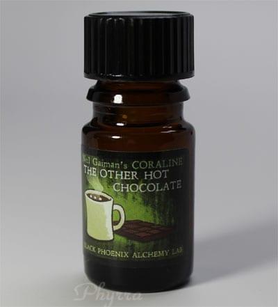 Black Phoenix Alchemy Lab The Other Hot Chocolate Neil Gaiman Coraline Collection