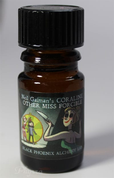 Black Phoenix Alchemy Lab The Other Miss Forcible Neil Gaiman Coraline Collection