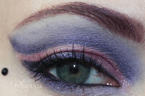 Monster High Catrine DeMew Makeup