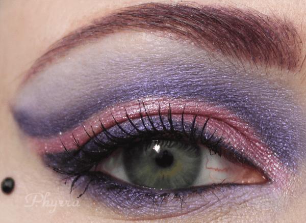Sugarpill Pink and Purple Eyeshadow Tutorial